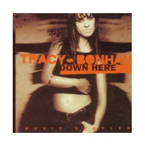 Cover - Tracy Bonham: Down Here