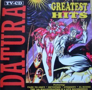 Datura: Greatest Hits - Cover