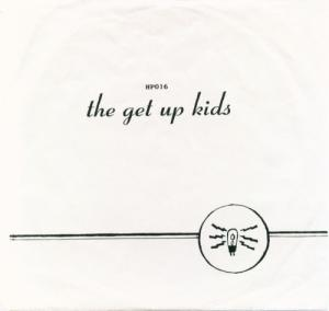 Get Up Kids, The: Shorty / The Breathing Method - Cover