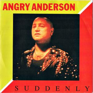 Angry Anderson: Suddenly - Cover
