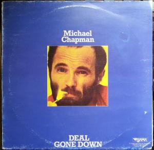 Michael Chapman: Deal Gone Down - Cover