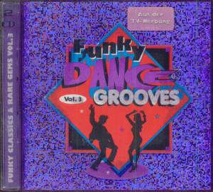Cover - Glenn Jones: Funky Dance Grooves Vol. 3