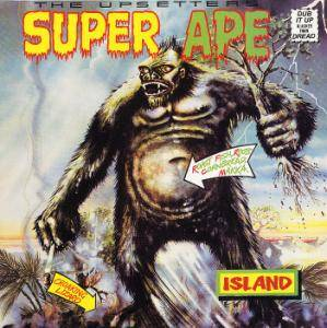 The Upsetters: Super Ape - Cover