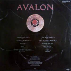 Roxy Music: Avalon (LP) - Bild 2