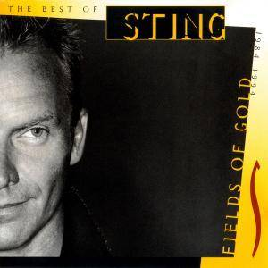 Sting: Fields Of Gold - The Best Of Sting 1984-1994 (CD) - Bild 1