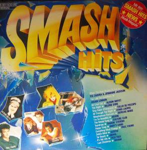 Smash Hits - Cover