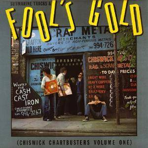 Cover - Count Bishops: Fool's Gold (Chiswick Chartbusters Volume One)