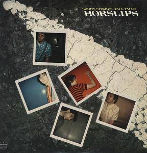 Horslips: Short Stories / Tall Tales - Cover