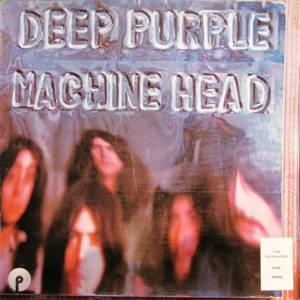 Cover - Deep Purple: Machine Head