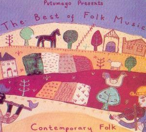 Best Of Folk Music - Contemporary Folk, The - Cover