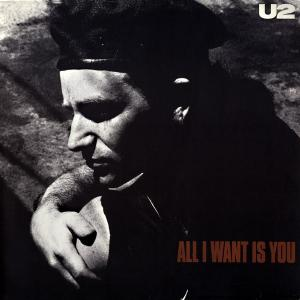 U2: All I Want Is You - Cover