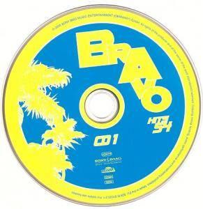 bravo hits 54 2 cd 2006. Black Bedroom Furniture Sets. Home Design Ideas