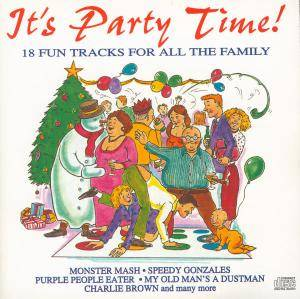 "Cover - Bobby ""Boris"" Pickett: It's Party Time - 18 Fun Tracks For All The Family"