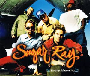 Cover - Sugar Ray: Every Morning