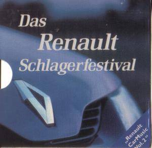 "Cover - Peter Orloff: ""Renault CarMusic Vol. 2"" Das Renault Schlagerfestival"