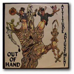 Attitude Adjustment: Out Of Hand (LP) - Bild 1