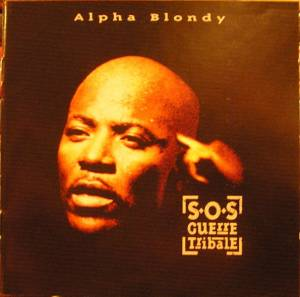 Cover - Alpha Blondy: S.O.S. Guerre Tribale