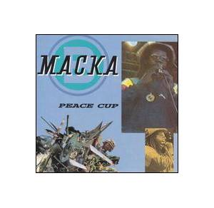Macka B: Peace Cup - Cover