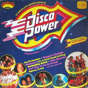 Disco Power - Cover