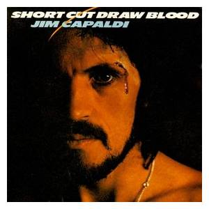 Cover - Jim Capaldi: Short Cut Draw Blood