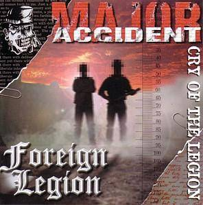 Cover - Major Accident: Cry Of The Legion, The