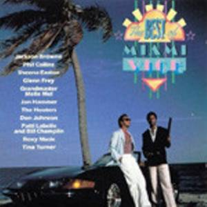 Best Of Miami Vice, The - Cover