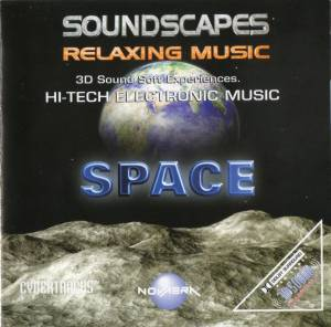 Cover - Sunrise: Soundscapes Relaxing Music 03: Space