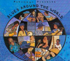 Cover - Eric Bibb, Rory Block & Maria Muldaur: Blues Around The World