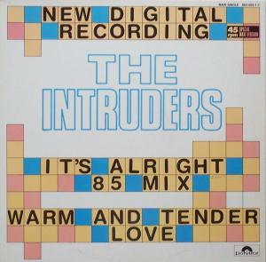 Intruders, The: It's Alright - Cover