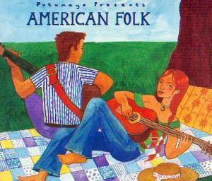 Cover - Peter Mulvey: American Folk