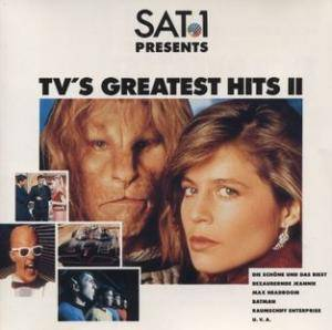 Cover - Pete Rugolo: Sat.1 Presents TV's Greatest Hits II