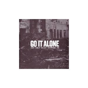 Go It Alone: Only Blood Between Us, The - Cover