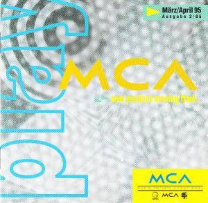 Play Mca - März/April 95 - Cover