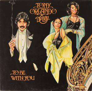 Cover - Tony Orlando & Dawn: To Be With You