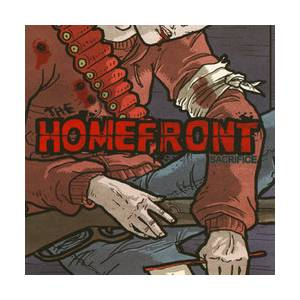 The Homefront: Sacrifice - Cover