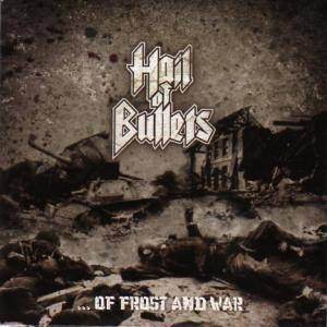 Hail Of Bullets: ...Of Frost And War - Cover