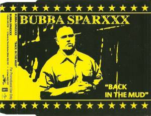 Cover - Bubba Sparxxx: Back In The Mud