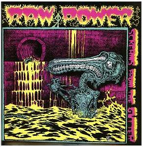 Cover - Raw Power: Screams From The Gutter