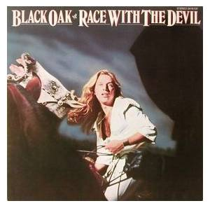 Black Oak: Race With The Devil - Cover