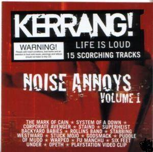Kerrang! (AUS) - Noise Annoys Vol. 1 - Cover