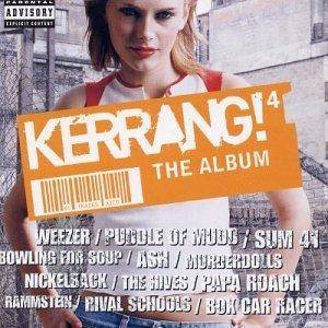 Cover - Chad Kroeger: Kerrang!⁴ The Album