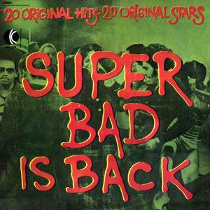 20 Originals Hits 20 Original Stars - Super Bad Is Back - Cover
