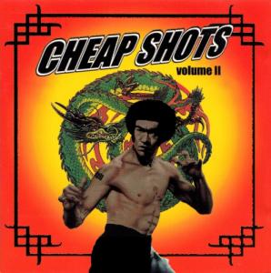 Cheap Shots Vol. II - Cover