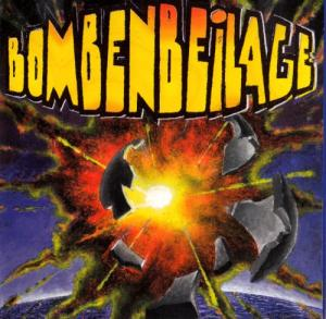 Plastic Bomb CD Beilage 23 - Bombenbeilage - Cover