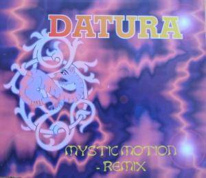 Cover - Datura: Mystic Motion