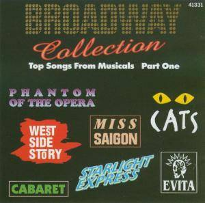Cover - Alain Boublil & Claude-Michel Schönberg: Broadway Collection - Top Songs From Musicals Part One