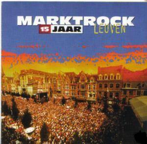 Cover - Scabs, The: 15 Jaar Marktrock Leuven