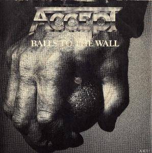 Accept: Balls To The Wall - Cover