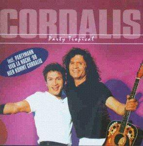 Cover - Cordalis: Party Tropical