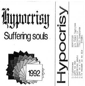 Cover - Hypocrisy: Suffering Souls